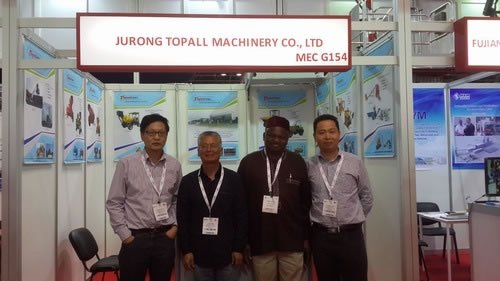 Topall Machinery