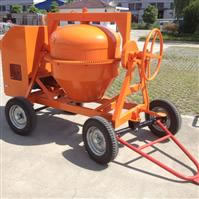 Concrete Tilting Mixer