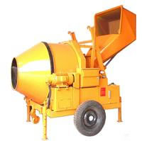 Electric Reverse Drum Mixer
