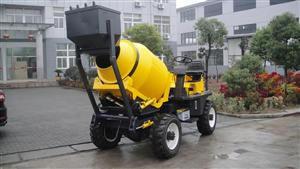 Mobile Concrete Mixer SD680M