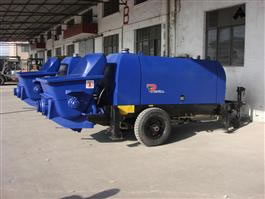 Concrete Mixer Pump CP30